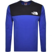 Product Image for The North Face Himalayan T Shirt Blue